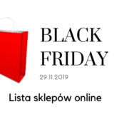 Black Friday online 2019